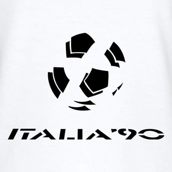 1990 World Cup Italia t shirt